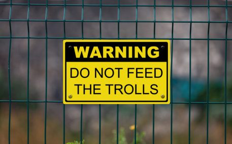 Warning - Do not feed the trolls